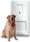 Pet friendly detector
